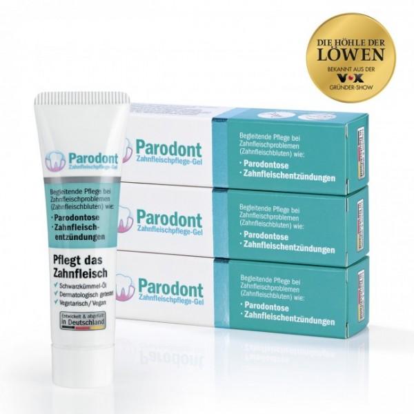 Beovita - Parodont Gel 3er Sparpack (3 x 10 ml)