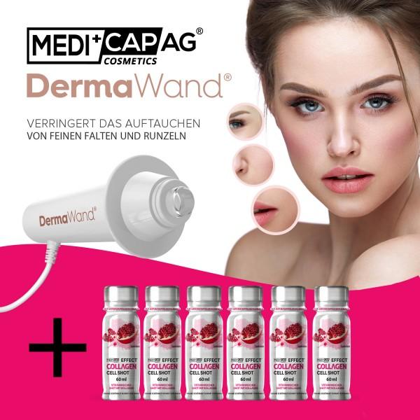 DermaWand + 6x Collagen Shot
