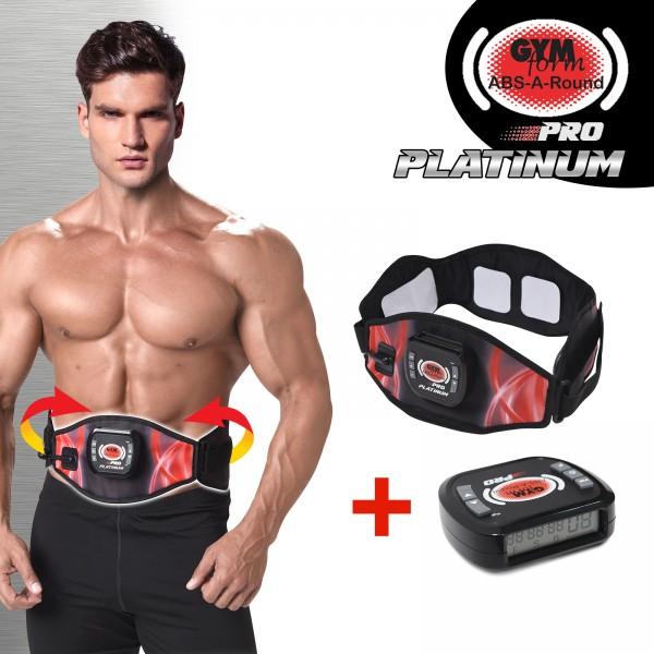 Gymform Abs-A-Round Pro® Platinum TV Set - das Original