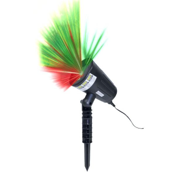 Starlyf Motion Laser Lights rot & grün