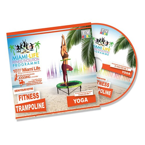 Miami Life DVD-Yoga