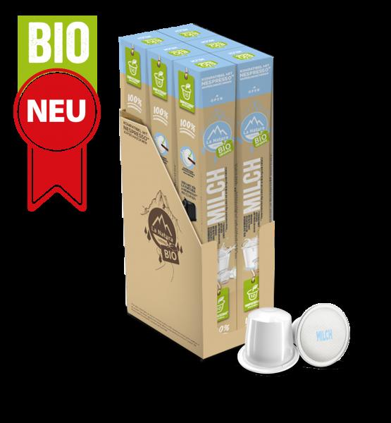 BIO Milch - 60 Kapseln La Natura Lifestyle