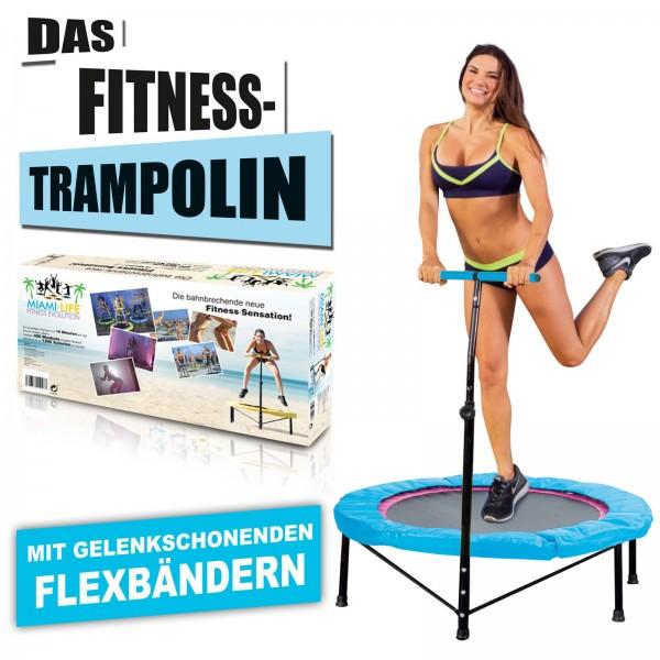 Miami Life Fitness Evolution Trampolin Power-Training