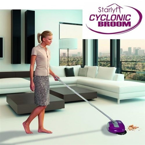 Starlyf Cyclonic Broom TV Shop