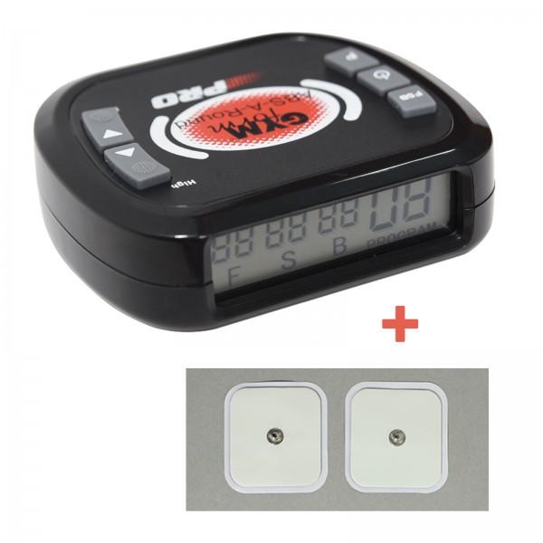 Gymform Abs-A-Round Pro Sport Console + 2 Elektroden-Pads